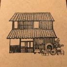 古民家カフェ 黒江ぬりもの館 ( kuroe_cafe )