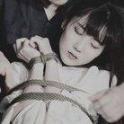 喜多道場すみれ@8/21緊縛LIVE ( tukinokaitou01 )