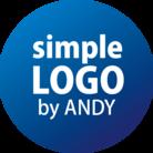 シンプルロゴtシャツbyアンディ ( simplelogo_andy )