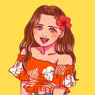 TROPICAL GIRL SHOP ( nalu_illustrator )