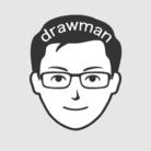 Telop.site ( drawman )