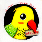 Colour-Trash Suzuri Shop ( K-OZAWA_Colour-trash )