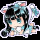 千魔猫アリス>読み、せんまにゃアリス(アリス@ココロナ) ( arisuneko2 )