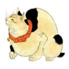 ネコの絵 ( nekonoe )