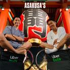 ASAKUSA'S(デリバリー配達員アカウント) ( asakusadelivery )