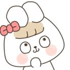 可愛すぎるうさぎ ( tamamaru )