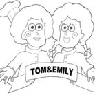 トムとエミリー ( The_Tension )