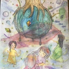 水の惑星ほしの物語 ( mizuhoshigatari )