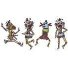 とある部族の四兄弟。 ( tppi2020 )
