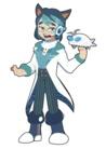 次郎 🐾☊ ( ziro166 )