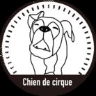 Chien de cirque サーカスの犬 ( Chien_de_cirque )