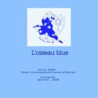 L'oiseau blue ( minto0207 )