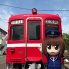 電車ごっこ1185【SUZURI】 ( densyagokko1185 )