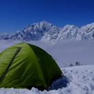 静かな山の頂へ ( mountainviewjapan )