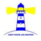 LIGHT HOUSE with DOLPHIN ( LightHouse )