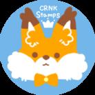 ちりねこ ( CRNK_Stamps )