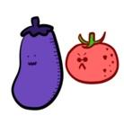 進化した野菜 ( Nasutoma )