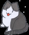 猫会議 ( marunekomanma )