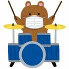 ぴっぴ@ドラムと手洗い強化中 ( pippi_drummer )