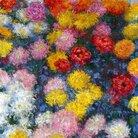 世界の花名画とデザイン ( Flowerart )
