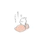 こいこまゆ(ウサギ) ( koikomayu )