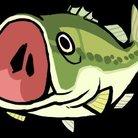 石魚 ( iwana_osakana )