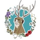 ミーアキャットと鹿と。 ( Natsu-no-shippo )