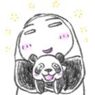 ばじぃとニコみとパンダ