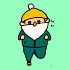 ひげおじさんの日常 ( pipipi_puum )