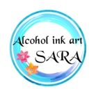 Alcohol ink art SARA ( Alcohol_ink_art_SARA )