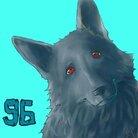 黒犬 ( 96dogDeadsp )