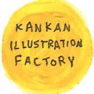 KANKAN ILLUSTRATION FACTORY goods shop ( KANKAN-ILLUSTRATION-FACTORY )