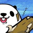 ビーバー猫熊 ( Bnekokuma )