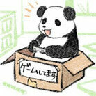 ダンボールパンダ ( PANDA18814 )