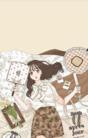 ジャニーズ 線画 ( Yu_to0810 )